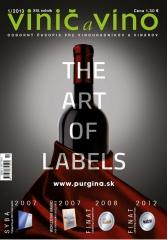 Časopis Vinič a víno, číslo 01/2013, ročník XIII.